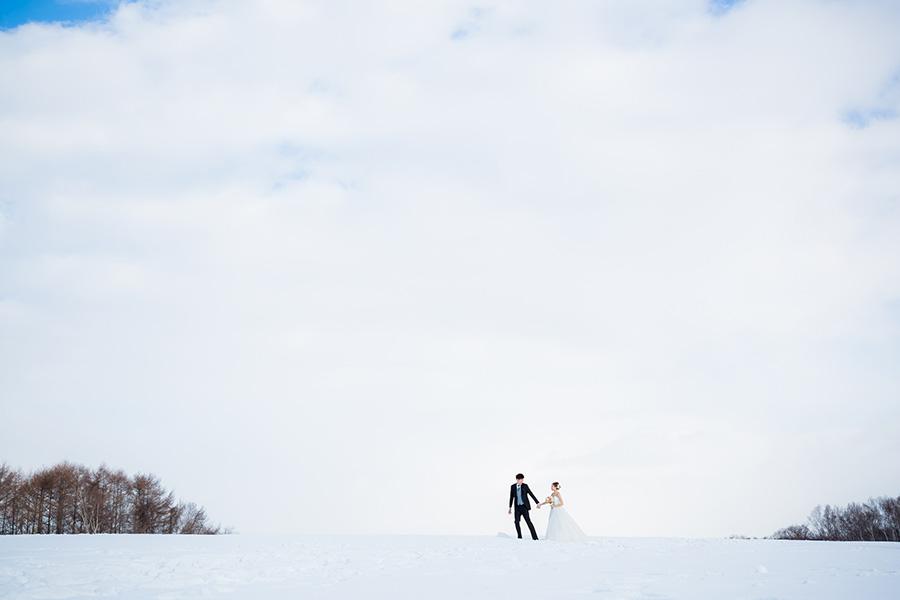 北海道 - 撫子