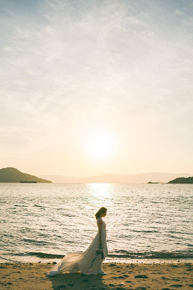 碧沙海灘/外景地[廣島/日本]
