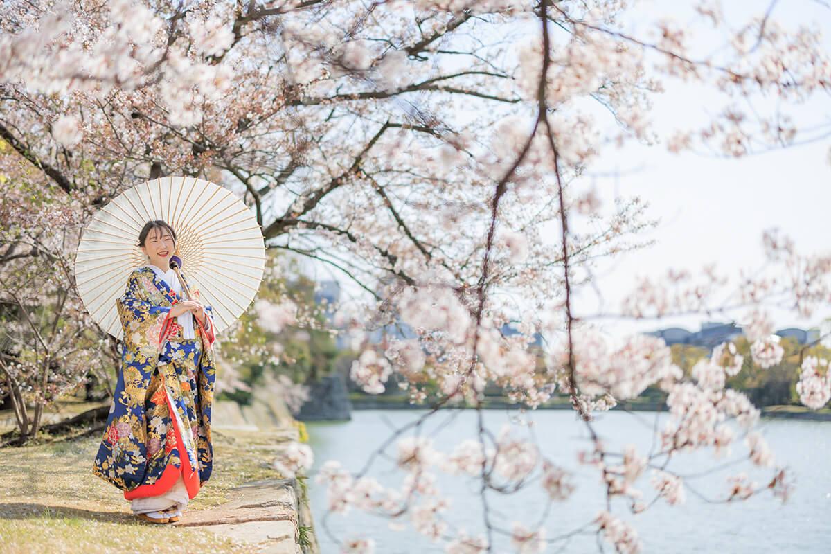 廣島城/外景地[廣島/日本]