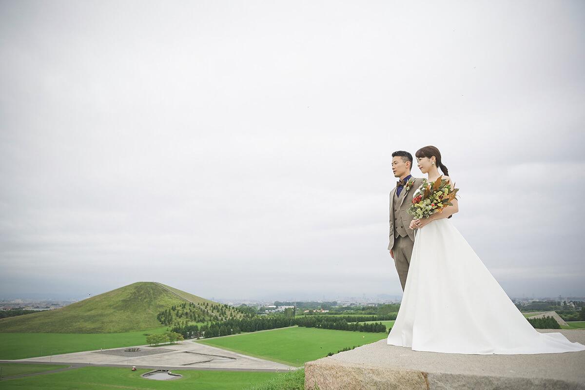 Moere沼公園/外景地[北海道/日本]