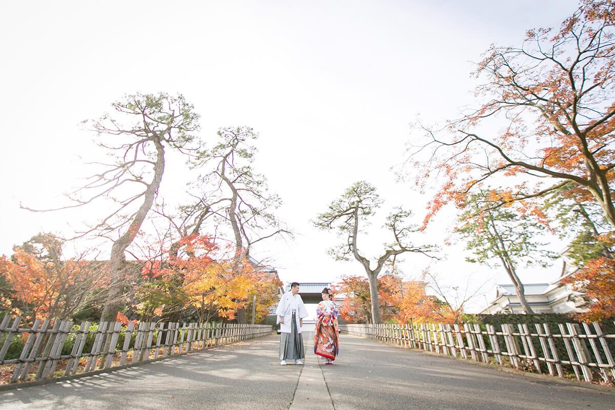 金澤城公園/外景地[金澤/日本]