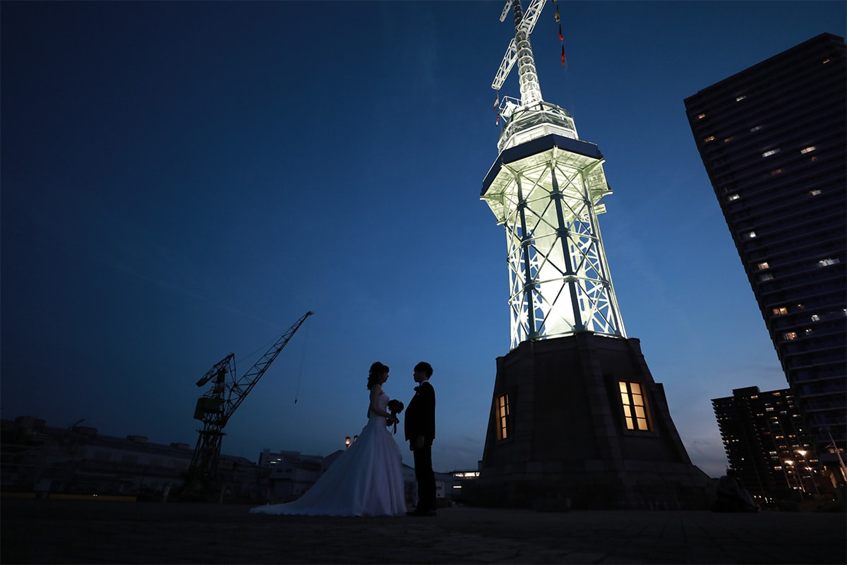 Harborland (夜晚)/外景地[神戶/日本]