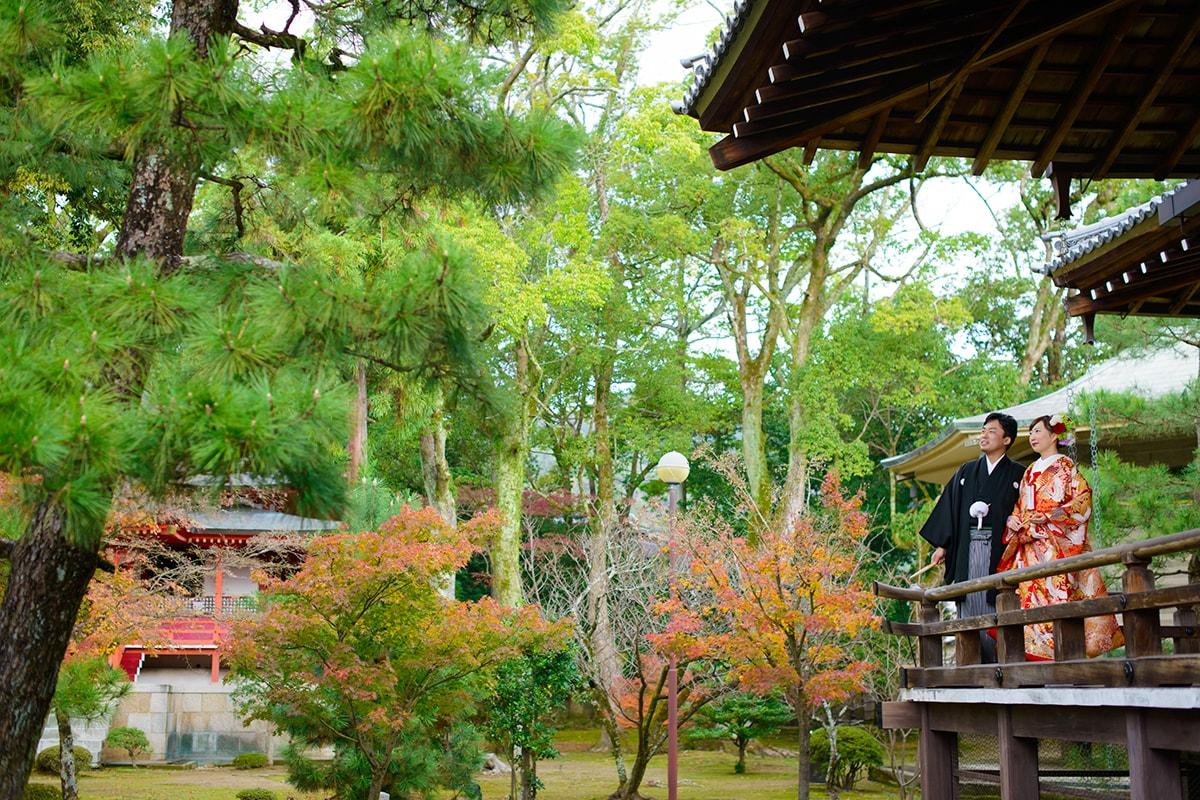 大覺寺/外景地[京都/日本]