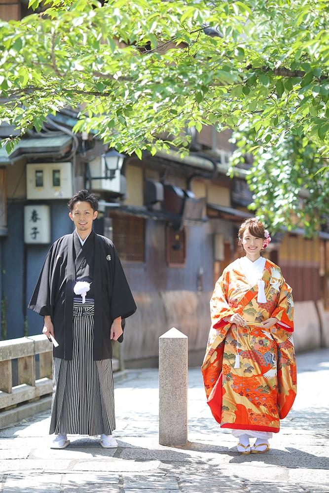 祗園白川/外景地[京都/日本]