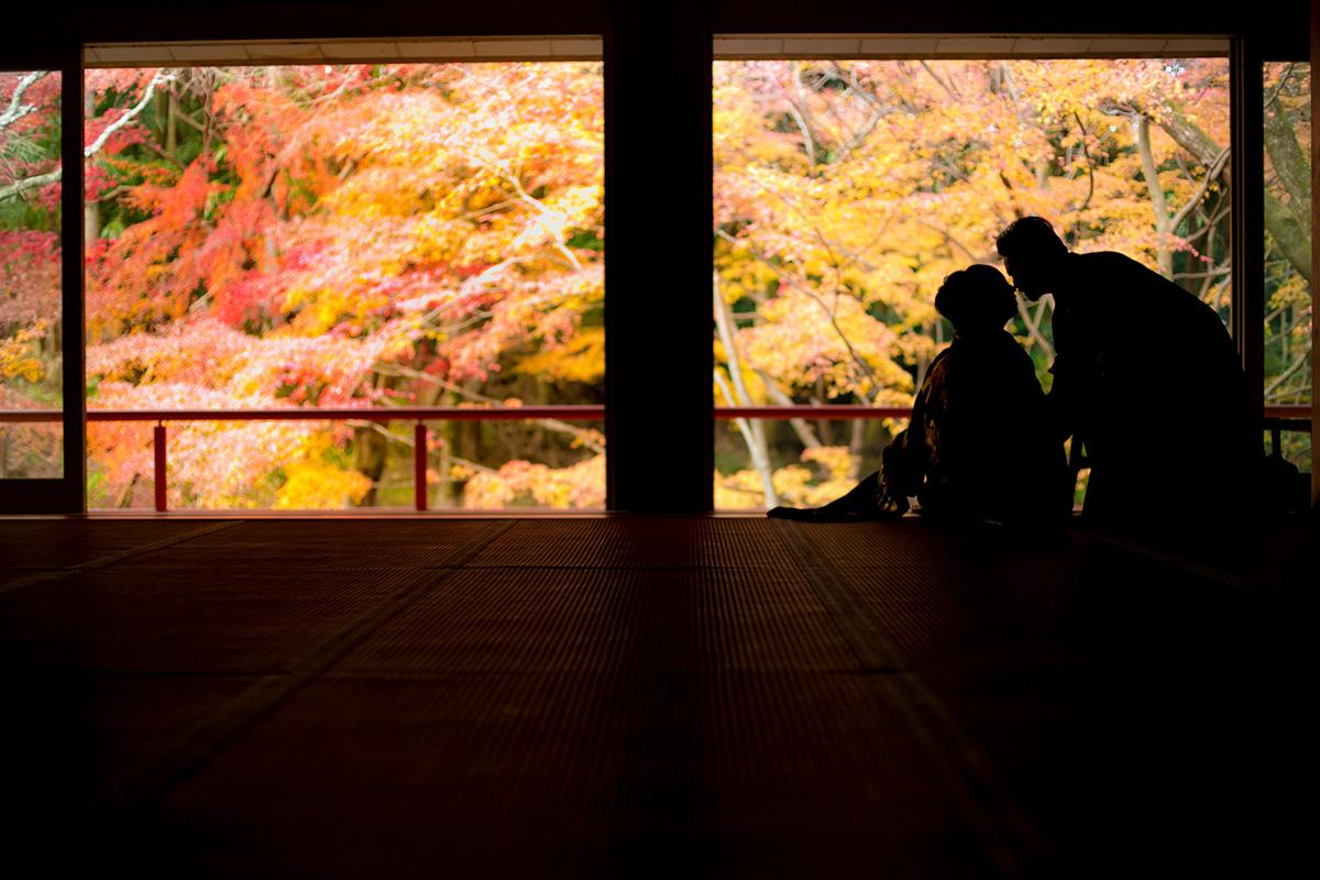 大原野神社/外景地[京都/日本]