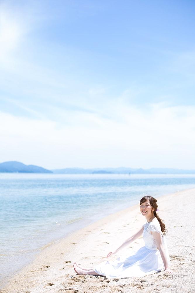 白髭浜/外景地[滋賀/日本]