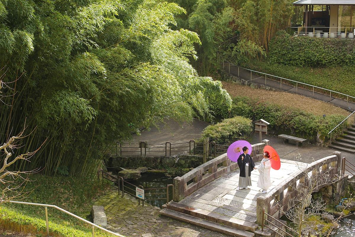 竹林公園/外景地[京都/日本]