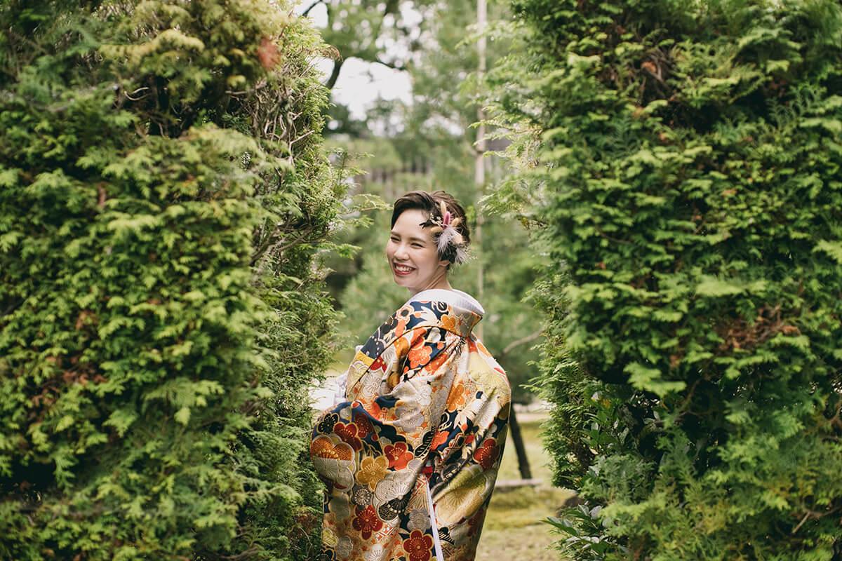 隨心院/外景地[京都/日本]