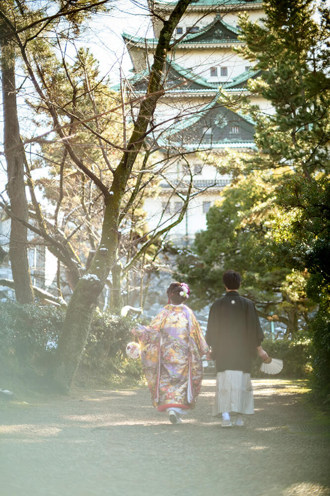 名古屋城/外景地[名古屋/日本]