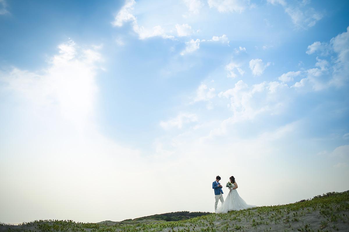 中田島砂丘/外景地[名古屋/日本]