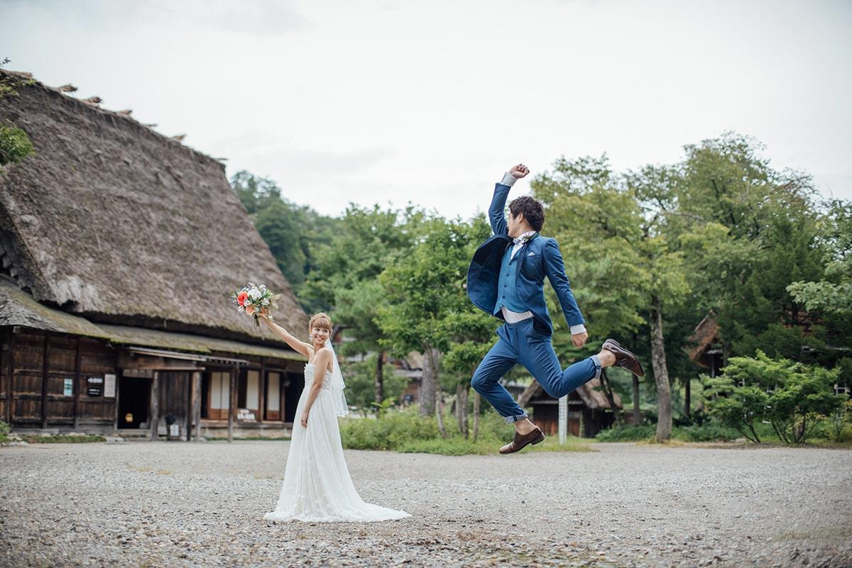 白川鄉/外景地[名古屋/日本]