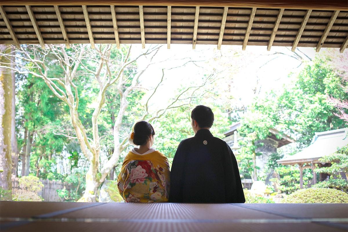 椿寿荘/外景地[新瀉/日本]