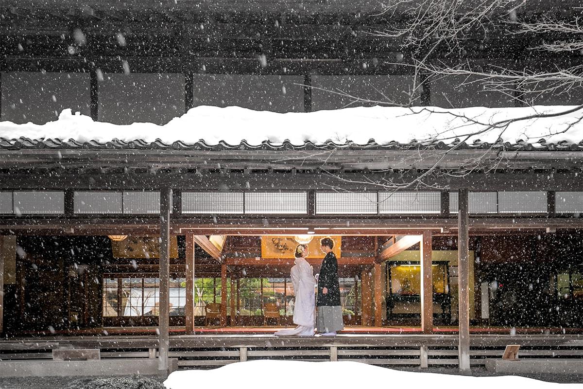 北方文化博物館/外景地[新瀉/日本]