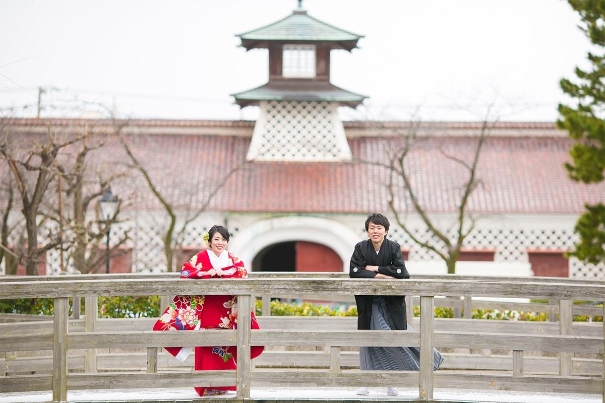 新瀉市歷史博物館/外景地[新瀉/日本]