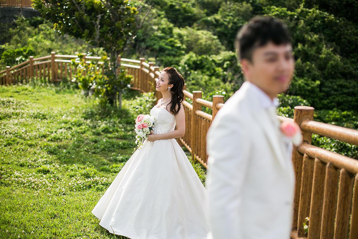 知念岬公園/外景地[沖繩/日本]