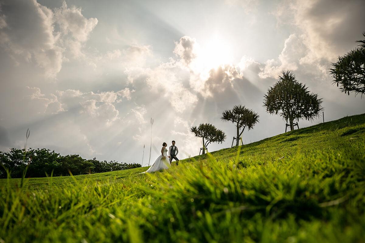 平和创造之森公园/外景地[沖繩/日本]