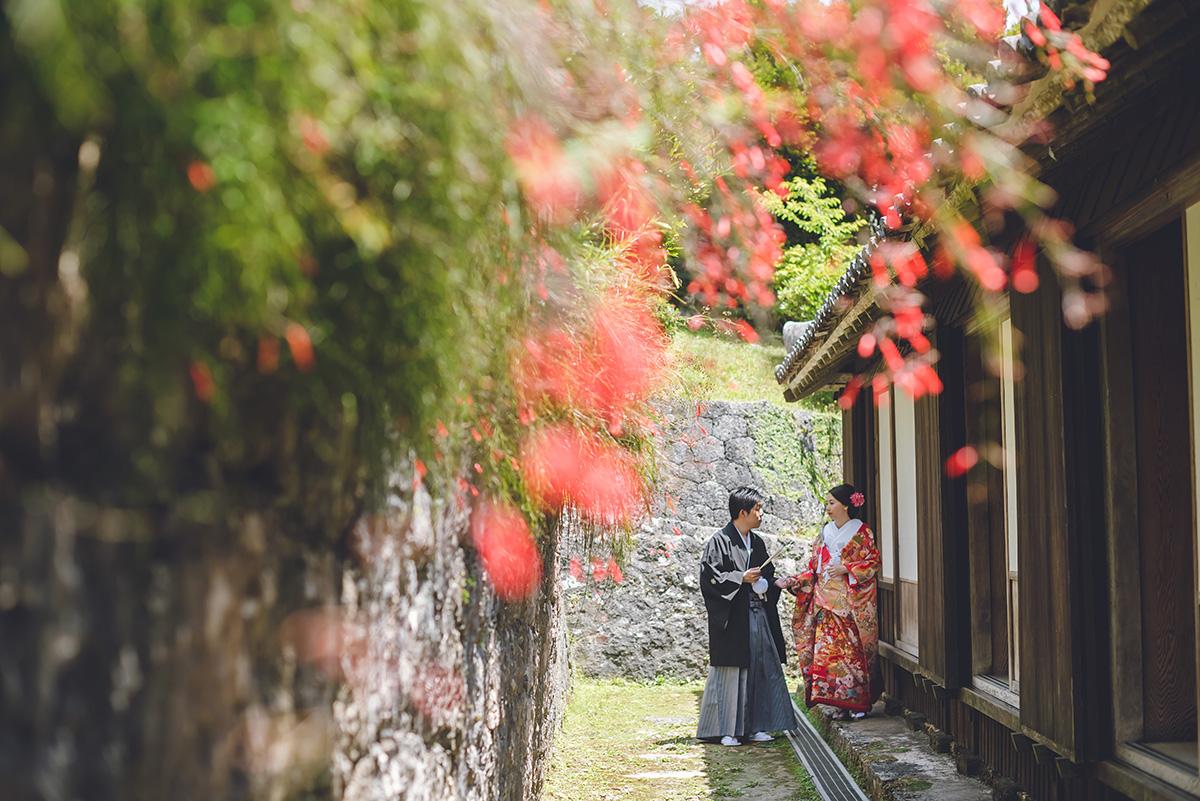 中村家住宅/外景地[沖繩/日本]
