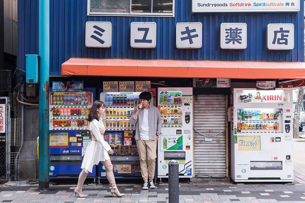 北新地/外景地[大阪/日本]
