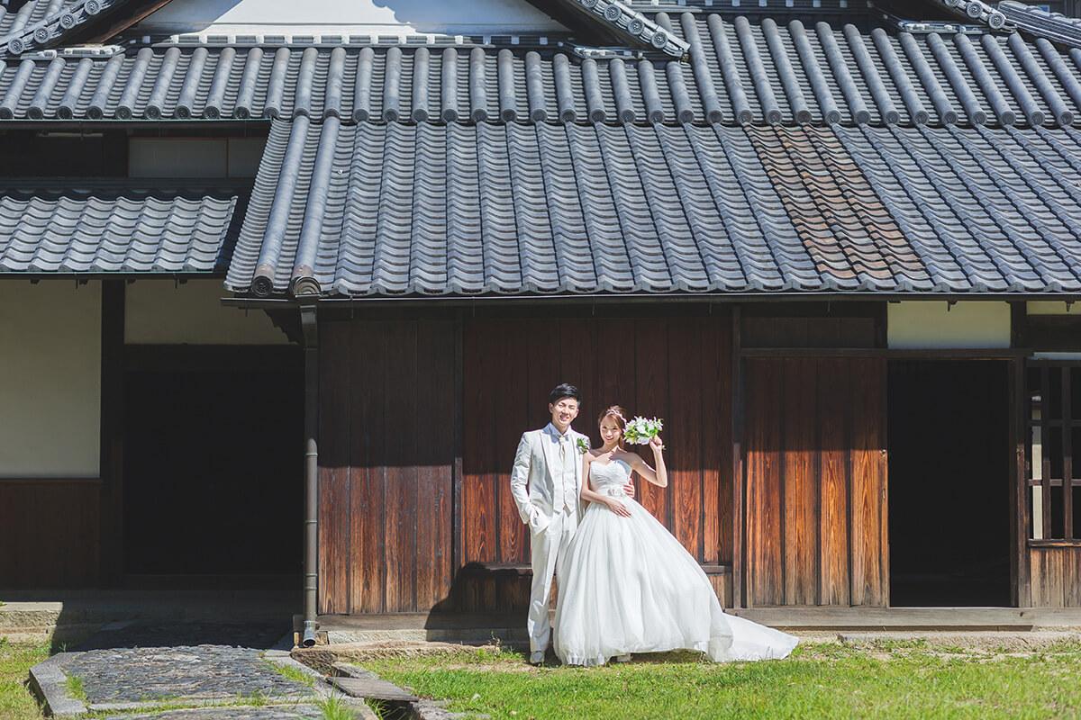 鴻池新田會所/外景地[大阪/日本]