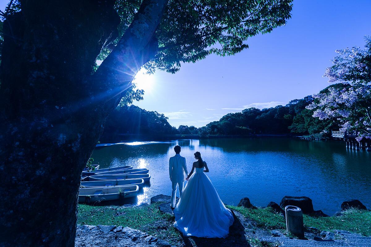 奈良公園/外景地[奈良/日本]