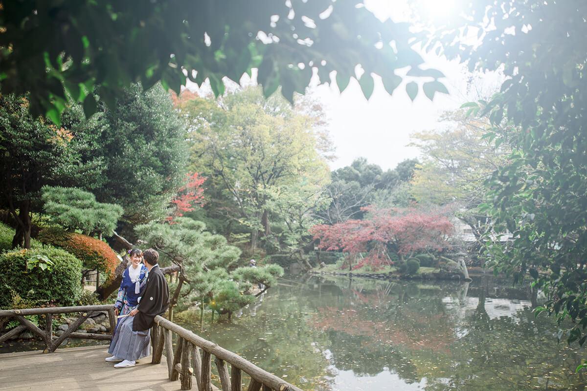 有栖川公園/外景地[東京/日本]