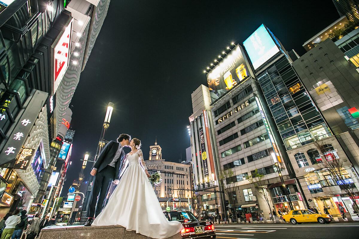 銀座/外景地[東京/日本]