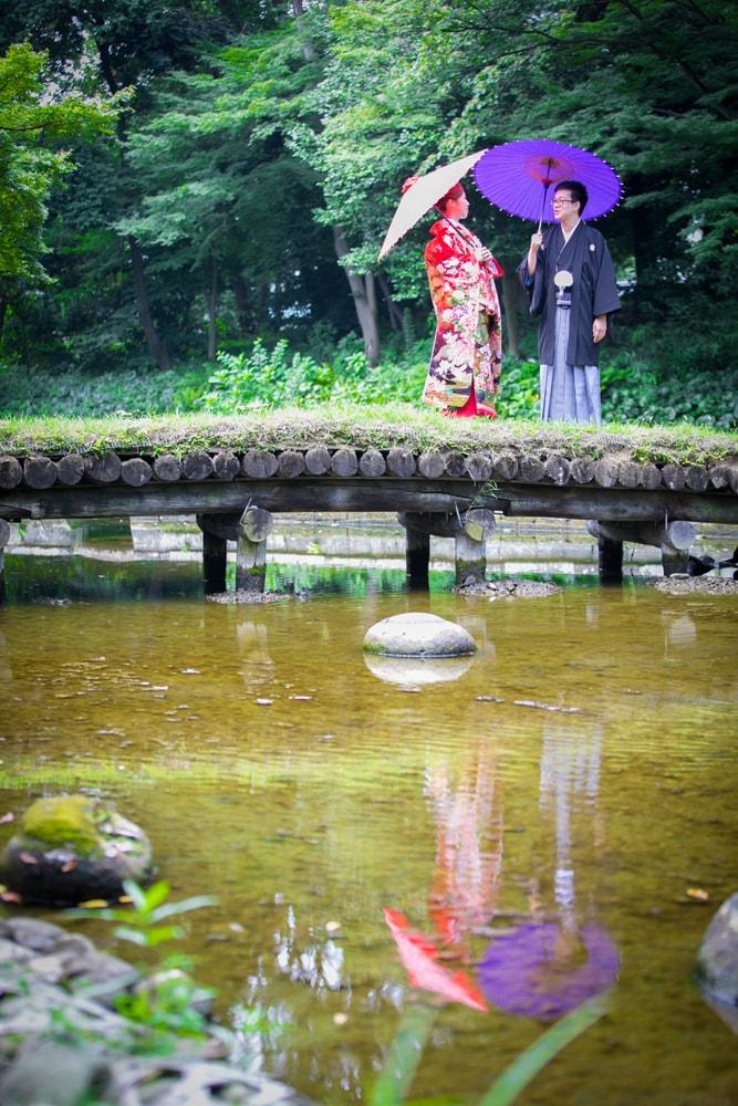 小石川後樂園/外景地[東京/日本]