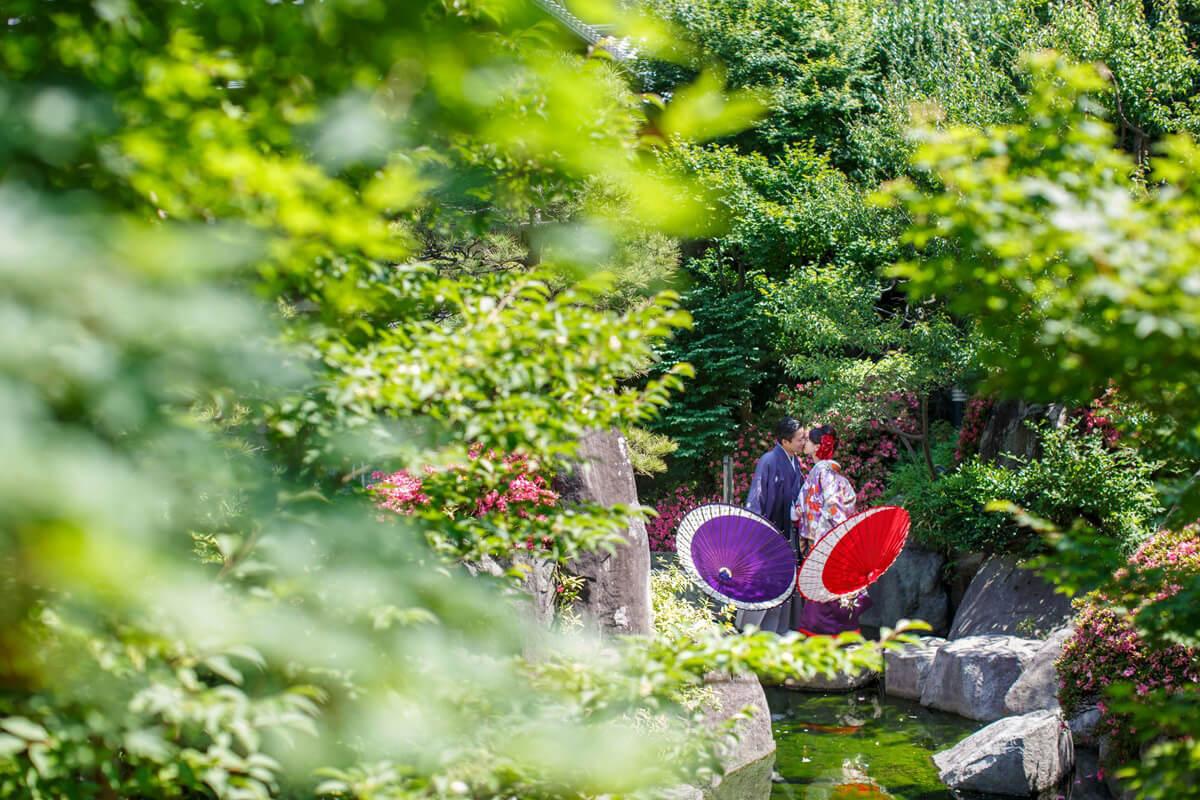 目白庭園/外景地[東京/日本]