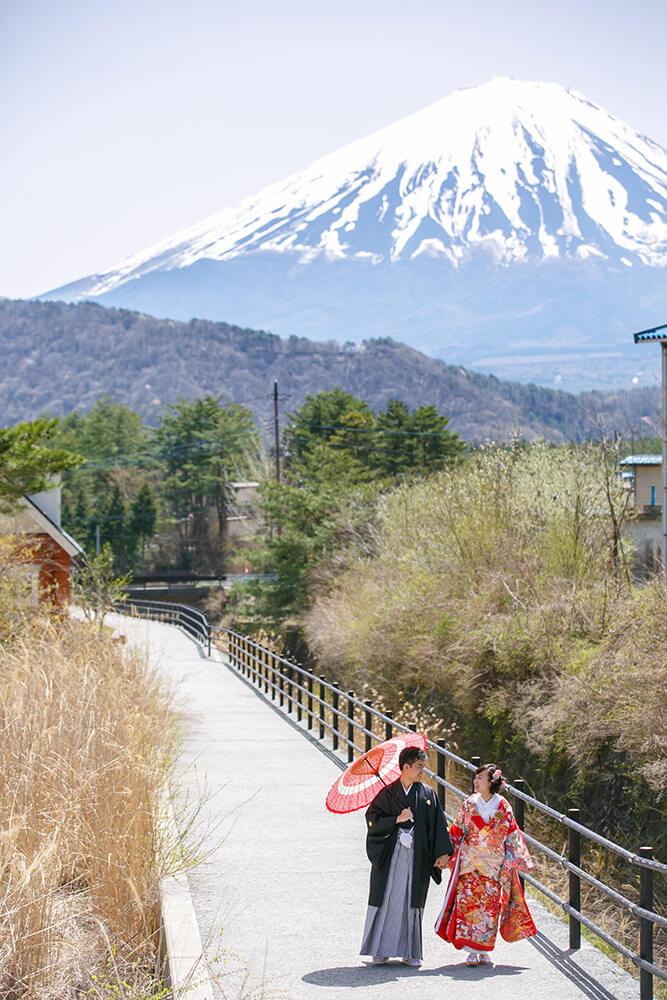 富士山/外景地[東京/日本]