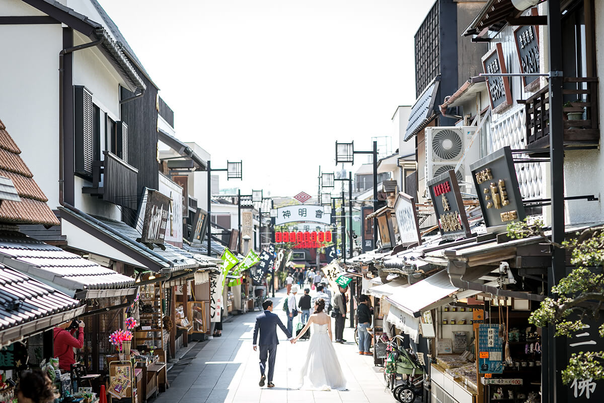 柴又/外景地[東京/日本]