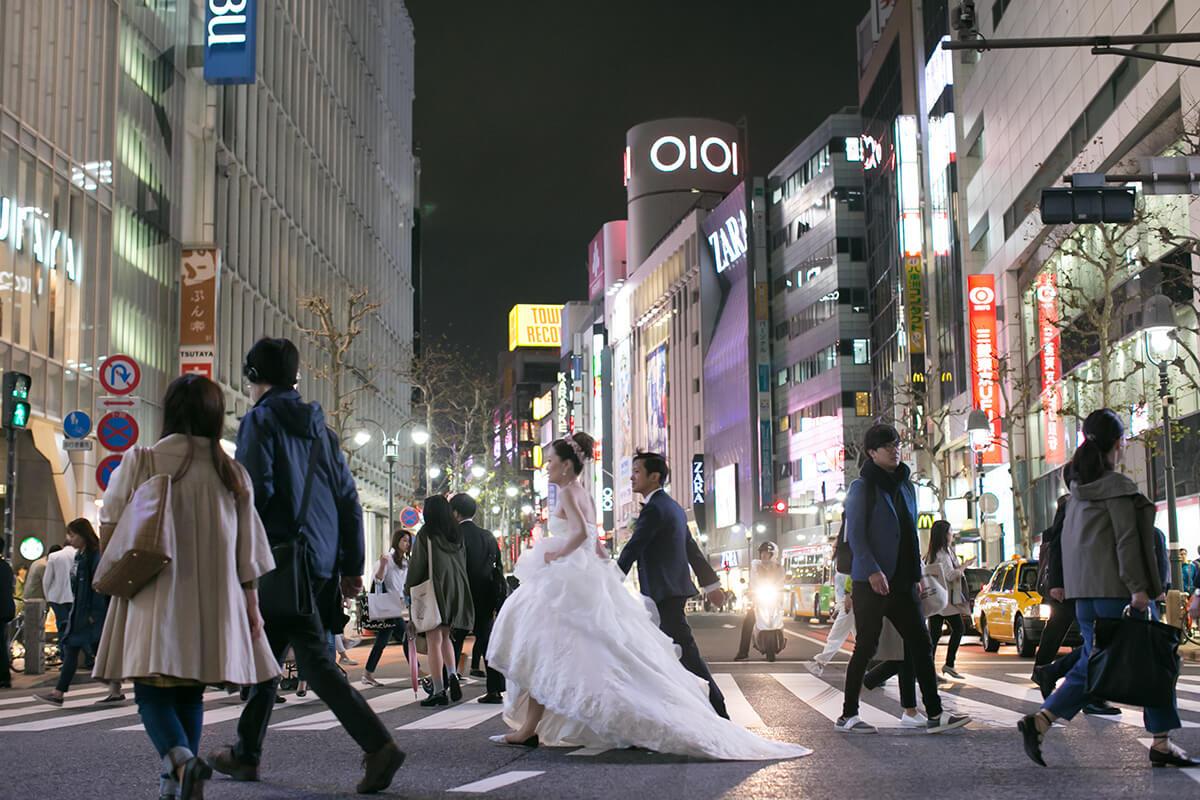 澀谷/外景地[東京/日本]