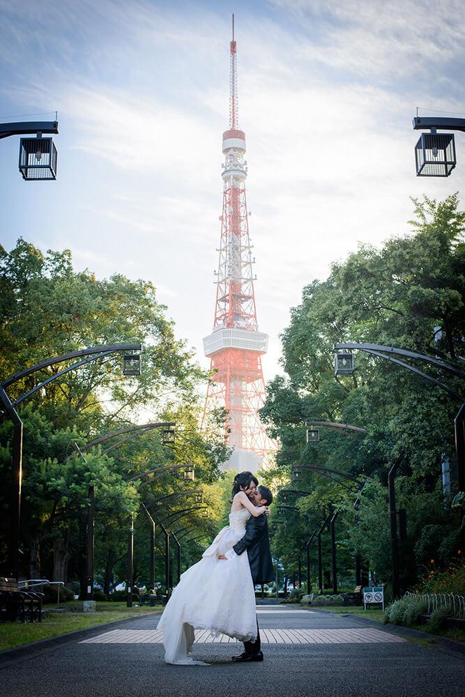 東京鐵塔/外景地[東京/日本]